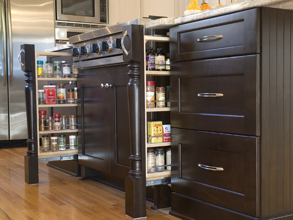 Product Details Pull Out Filler Spice Rack Aura