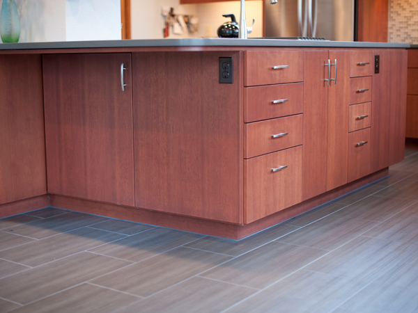 European Frameless Aura Cabinetry Building Quality Kitchen