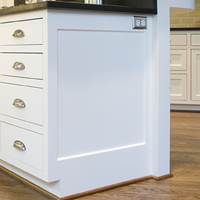 Finished Ends Aura Cabinetry Building Quality Kitchen